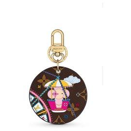 Louis Vuitton-Charmes de sac-Multicolore
