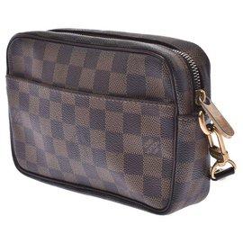 Louis Vuitton-Louis Vuitton Bieux Macao-Brown
