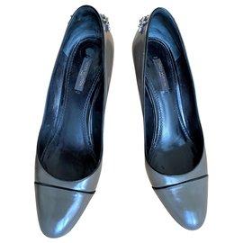 Louis Vuitton-Heels-Dark grey