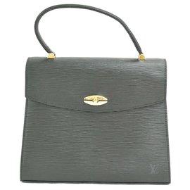 Louis Vuitton-Louis Vuitton Malesherbes-Black