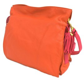 Loewe-Loewe Handbag-Orange