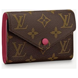 Louis Vuitton-LV Victorine new-Brown