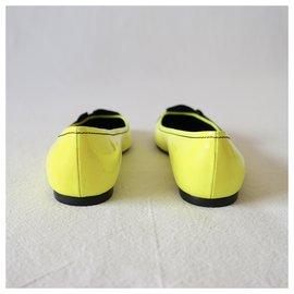 Louis Vuitton-Ballet flats-Multiple colors,Yellow