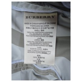 Burberry-Burberry Brit t light trench 36/38-Grey