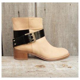 Chloé-Chloé p boots 35,5 New condition-Beige