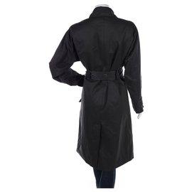 Badgley Mischka-Trench coats-Dark grey