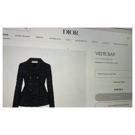 Dior-Bar-Noir
