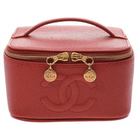 Chanel-Chanel Vanity-Red