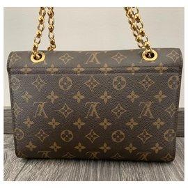 Louis Vuitton-Victoire bag-Brown