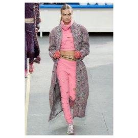 Chanel-Cara Delevingne suit-Other