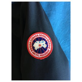 Canada Goose-Boy Coats Outerwear-Black