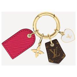 Louis Vuitton-Charm sac LV neuf-Multicolore