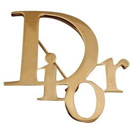 Dior-Broches et broches-Doré
