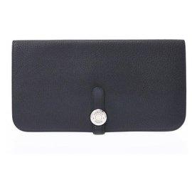 Hermès-Hermès Dogon-Black