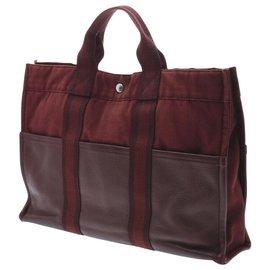 Hermès-Hermès Shopper bag-Brown