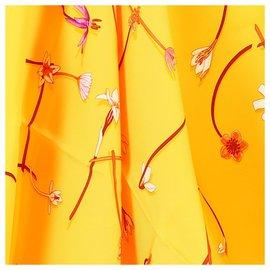 Hermès-Hermès Carre-Orange