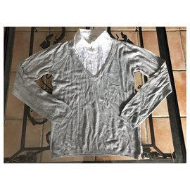 Paul & Joe-Dresses-White,Grey