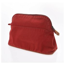 Hermès-Hermès Clutch bag-Red