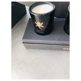 Chanel-Candle box-Black