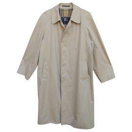 Burberry-raincoat man Burberry vintage t 48-Beige