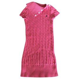 Ralph Lauren-Dresses-Pink,Navy blue