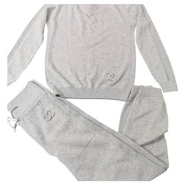 Chanel-Pantsuit-Grey