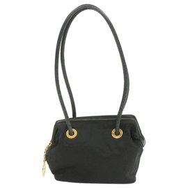 Céline-Celine Tote bag-Black