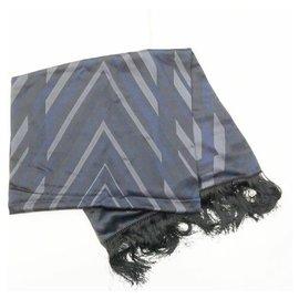 Louis Vuitton-Louis Vuitton unisex stall M75771 black x gray x Navy-Black,Grey,Navy blue