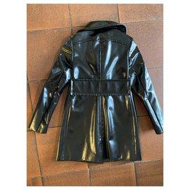 Prada-Manteau Prada-Noir