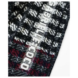 Chanel-7K $ NEW Manteau Coco Gabrielle-Noir