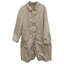Burberry-Burberry reversible coat / raincoat size 54-Beige