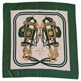 Hermès-BRIDES de GALA-Green