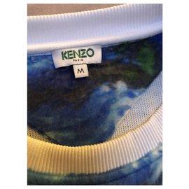 Kenzo-Kenzo sweatshirt-Blue