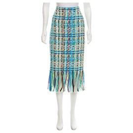 Chanel-5K$ iconic Cuba skirt-Multiple colors