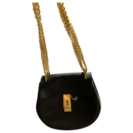 Chloé-Chloé Parisian bag-Black