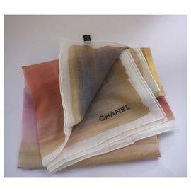 Chanel-Paréo /scarf-Multiple colors