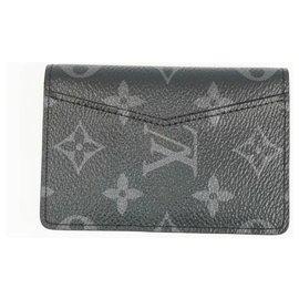 Louis Vuitton-Louis Vuitton Organizer de poche Mens card case M61696-Other