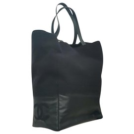 Chanel-New large Chanel tote-Black
