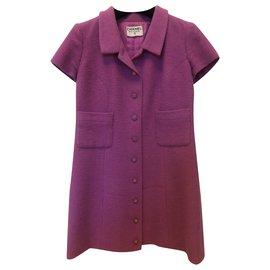 Chanel-Chanel Dress-Pink