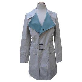 Stella Mc Cartney-Manteaux, Vêtements d'extérieur-Multicolore