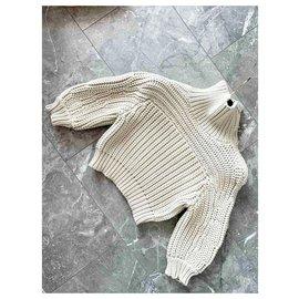 Brunello Cucinelli-NEU 1,5K $ Pullover-Roh
