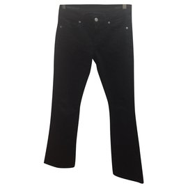 Citizens of Humanity-Jean bootcut taille haute Amber CoH W26 l31-Noir