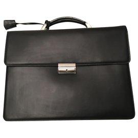 Gianfranco Ferré-Bags Briefcases-Black