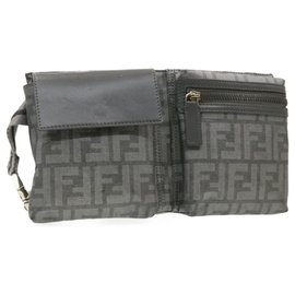 Fendi-Fendi Clutch bag-Grey