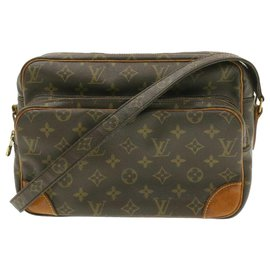 Louis Vuitton-Louis Vuitton Nile-Brown