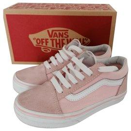Vans-Old school-Rose