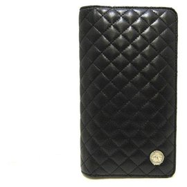 Chanel-Chanel wallet-Black