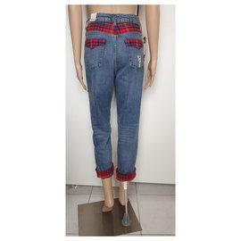 Tommy Hilfiger-jeans-Bleu