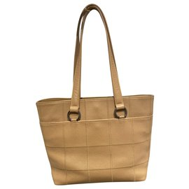 Chanel-Totes-Beige