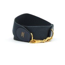 Hermès-Sport Strap Navy-Navy blue